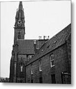 Catholic Cathedral Of St Mary Of The Assumption Aberdeen Scotland Uk Metal Print by Joe Fox