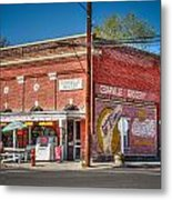 Cedarville California Grocery Store Metal Print by Scott McGuire