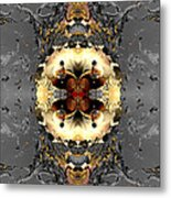 Central Planning Metal Print by Claude McCoy