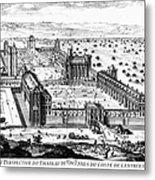 Chateau De Vincennes Metal Print by Granger