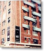 Chelsea Market New York City Metal Print by Kim Fearheiley