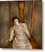 Children - Toy - Her Royal Highness  Metal Print by Mike Savad