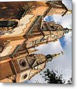 Church Metal Print by Odon Czintos