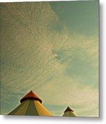 Circus Summers Metal Print by Paul Grand