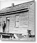 Clemens: Birthplace Metal Print by Granger