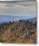 Clingman's Dome IIi Metal Print by Charles Warren