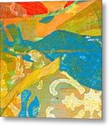Colors Metal Print by Alexandra Sheldon