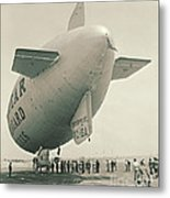 Commuter Flight 1940 Metal Print by Padre Art