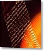 Computer Virus, Conceptual Artwork Metal Print by Mehau Kulyk