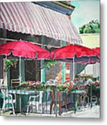 Coopersmith's Pub Metal Print by Tom Riggs