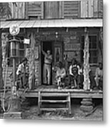 Country Store, 1939 Metal Print by Granger