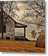 Country World Metal Print by Victoria Lawrence