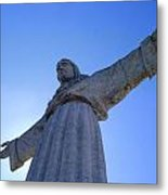 Cristo Rei Metal Print by Anonymous