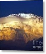 Dark Clouds - 3 Metal Print by Graham Taylor