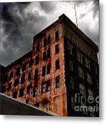 Dark Shadows  Metal Print by Tammy Cantrell