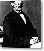 David Livingstone, 1813-1873, Scottish Metal Print by Everett