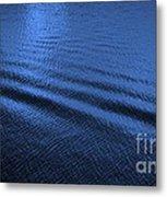 Deep Blue Sea Metal Print by Carol Groenen