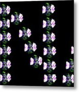 Dna Metal Print by Dr Paul Andrews, University Of Dundee