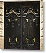 Doors Metal Print by Elena Elisseeva