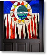 Doorway Of Choice Metal Print by Al Bourassa