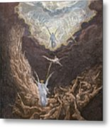 Dor�: Last Judgment Metal Print by Granger