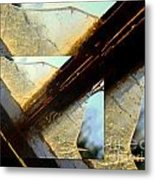 Double Jointed  Metal Print by Tammy Cantrell