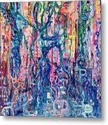 Dream Of Our Souls Awake Metal Print by Regina Valluzzi