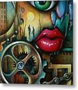 Dreamers 3 Metal Print by Michael Lang
