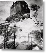 Duntroon Castle Metal Print by Simon Marsden