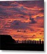 Easter Island Metal Print by Easter Island