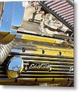 Edelbrock  Metal Print by Tammy Cantrell