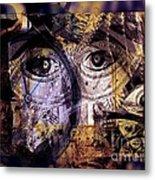 Emotional Attachment- Free Me Metal Print by Fania Simon