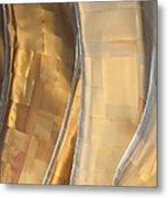 Emp Fools Gold Metal Print by Chris Dutton