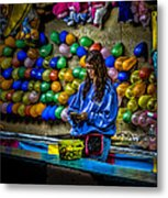 End Of The Night Metal Print by Bob Orsillo