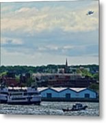 Enterprise 8 Metal Print by S Paul Sahm