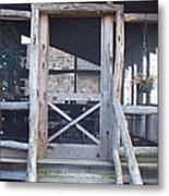 Entrance Way Metal Print by Robert Margetts