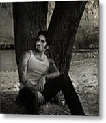 Everybody Needs A Little Time Away Metal Print by Laurie Search