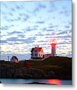 Exposing Daylight In Darkness Metal Print by Rick  Blood