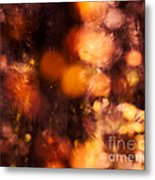 Fading Fall Flame Metal Print by Royce Howland