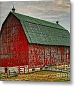 Fading Metal Print by Tim Wilson