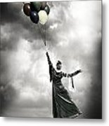 Floating Metal Print by Joana Kruse