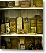 For Pets And Pests Of The 19th Century Metal Print by DigiArt Diaries by Vicky B Fuller