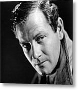 Foreign Correspondent, Joel Mccrea, 1940 Metal Print by Everett