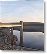 Francis E Walter Dam Metal Print by Bill Cannon