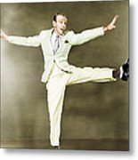 Fred Astaire, Ca. 1930s Metal Print by Everett