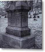 Frederick Douglass Grave One Metal Print by Joshua House