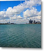 From Belle Isle With Love Metal Print by Robin Konarz