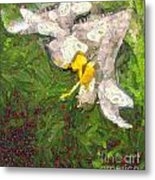 Fruit Lily Metal Print by Odon Czintos