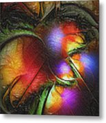 Fruit Of The Forest Metal Print by Amanda Moore