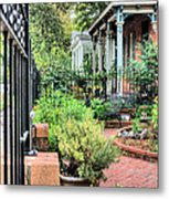 Garden Party Metal Print by JC Findley